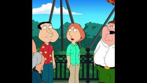 "Family Guy: ""Quagmire And Meg"""