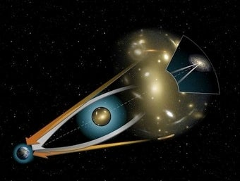 Illustration for article titled SETI Founder Explains How To Create A Galactic Internet