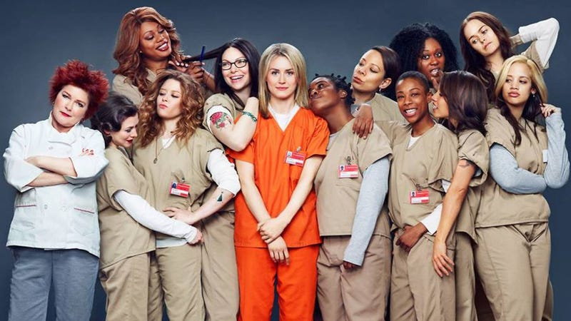 Illustration for article titled Everyone Involved with Orange Is the New Black Continues to Rule
