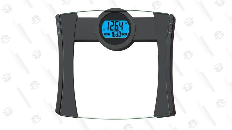 EatSmart Precision CalPal Digtal Bathroom Scale with BMI | $24 | Amazon | Use code 20EATSMART