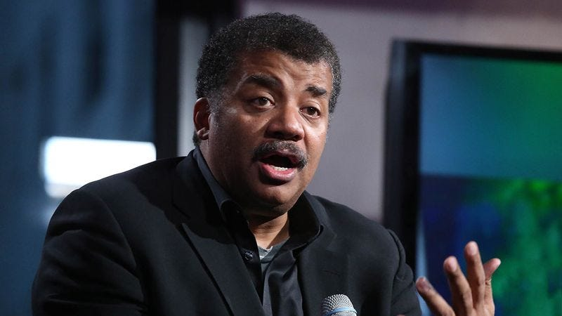 Illustration for article titled 5 Times Neil DeGrasse Tyson Threatened Someone With Halley's Comet