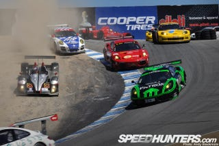 Illustration for article titled Laguna Seca this weekend, who is going?