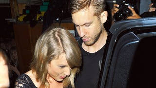 Illustration for article titled Calvin Harris and Taylor Swift Are Doomed, Thanks to His Cat Allergy