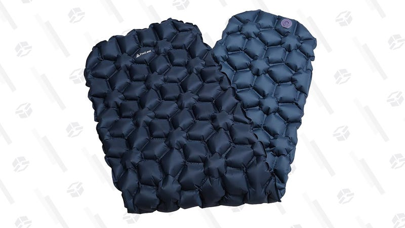 Freeland Air Camping Sleeping Pad | $20 | Amazon | Clip the $6 coupon and use code CSAUA9W4