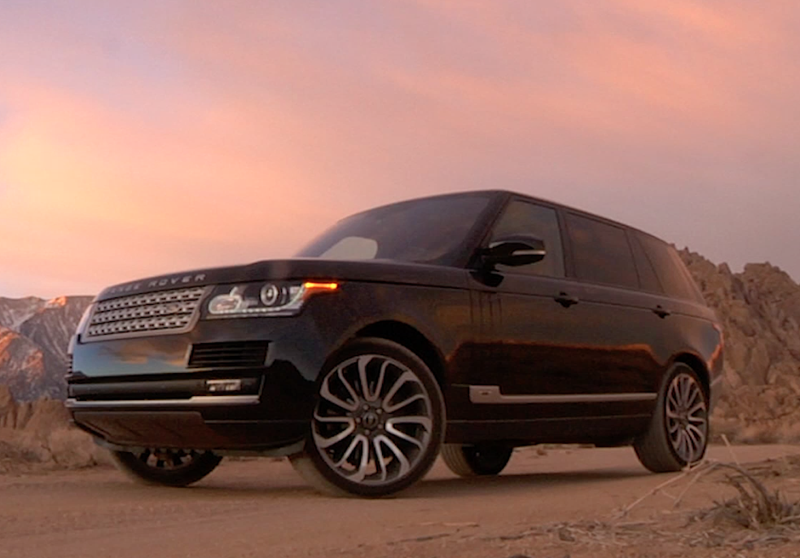 Illustration for article titled Video: The Range Rover Long Wheelbase Autobiography is Just Magnificent