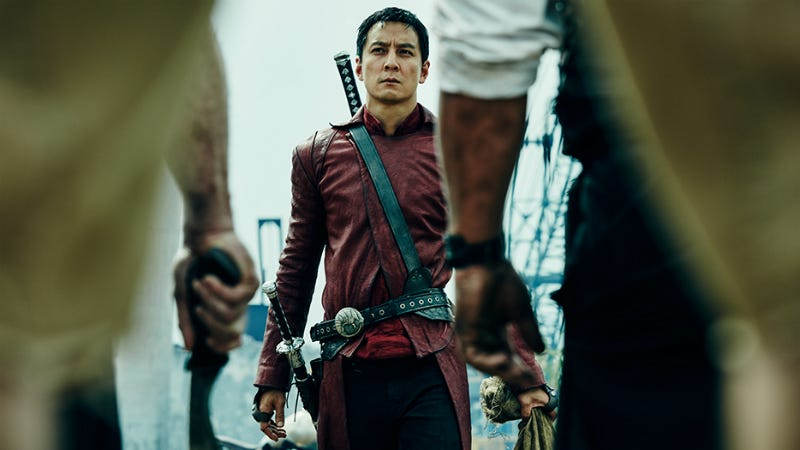Illustration for article titled How Did Into the Badlands Get To Be So Badass? Our Exclusive Interview!