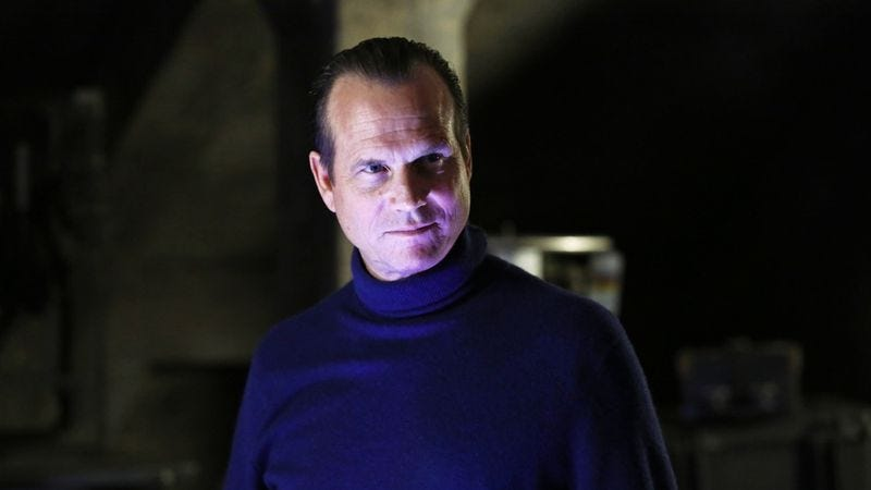 Bill Paxton on Marvel's Agents Of S.H.I.E.L.D.