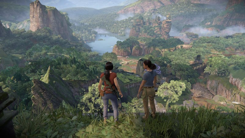 Illustration for article titled I Continue Streaming Uncharted: The Lost Legacy!