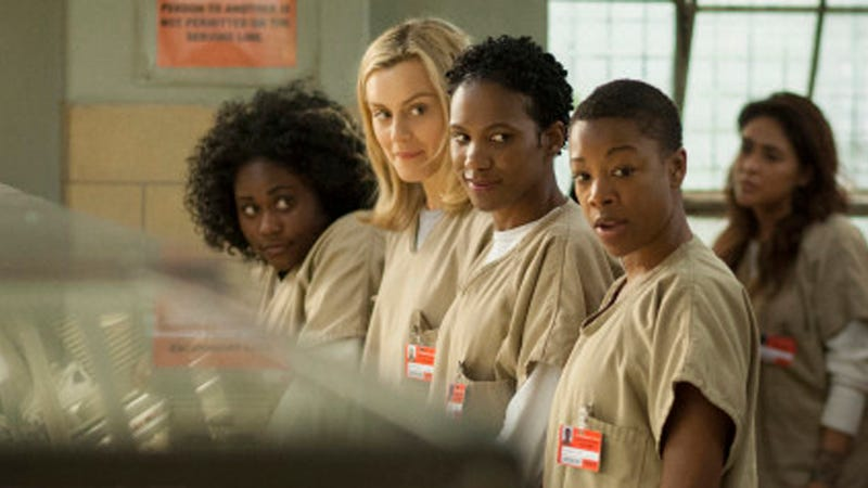 Illustration for article titled Orange Is the New Black Is a Great Fucking Show