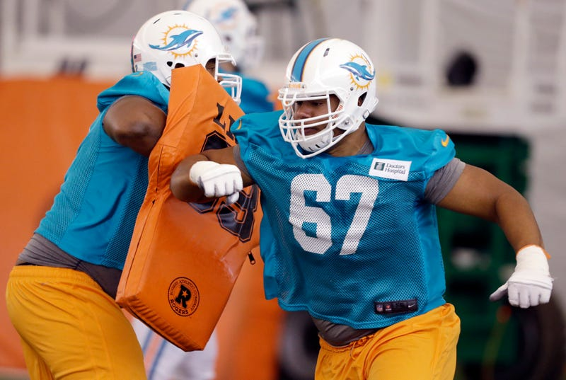 """Illustration for article titled Agent Reveals """"Player A"""" In The Miami Dolphins Investigation"""