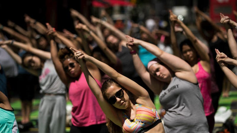 Illustration for article titled Yoga Instructors at YogaWorks Want to Unionize
