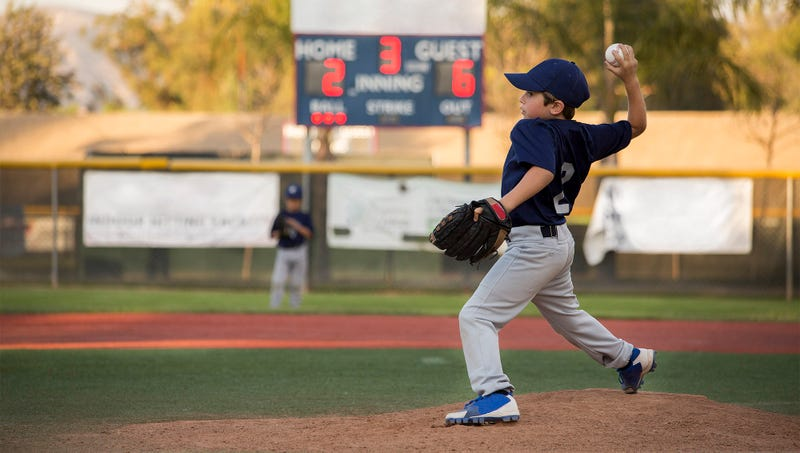 Report: Little League Pitchers Could Avoid Overtaxing Their Arms By, You Know, Getting Somebody Out
