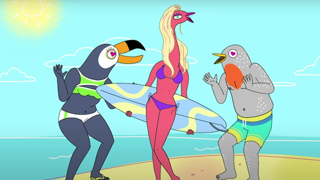 This Tuca & Bertie Season 2 Clip Reminds Us to Go to Therapy