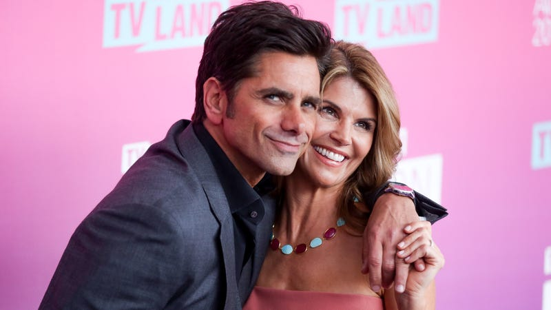 Illustration for article titled John Stamos Is Almost Ready to Acknowledge the College Admissions Scandal
