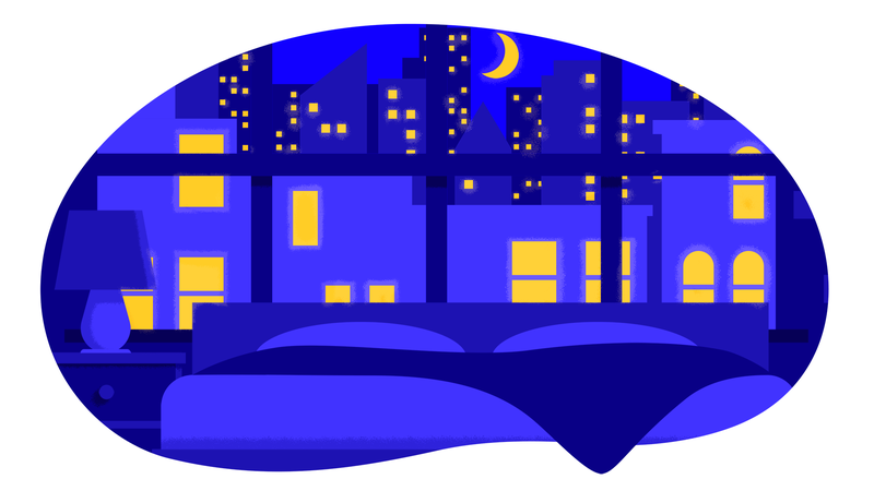 Illustration for article titled The Best Sleep Tech To Help You Sleep Tight (Even With Your Phone)