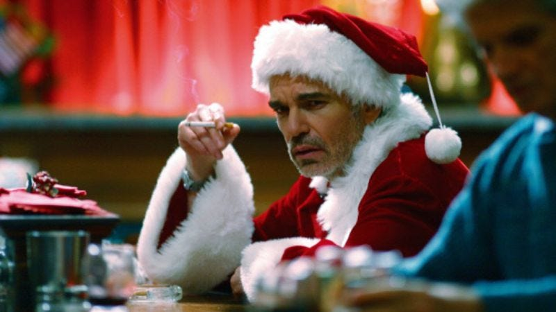 Illustration for article titled That Bad Santa sequel is still happening