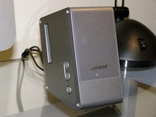 Illustration for article titled Bose MusicMonitor Desktop Speakers