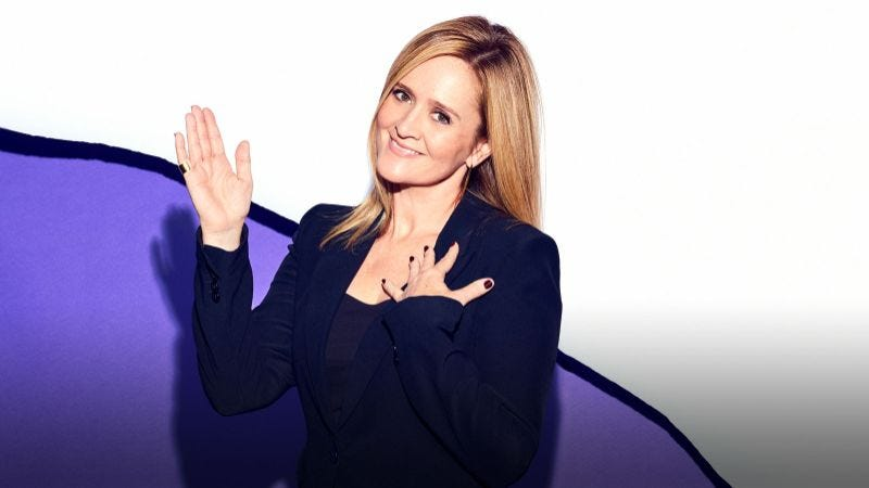 Full Frontal With Samantha Bee (Photo: Eric Ray Davidson/TBS)
