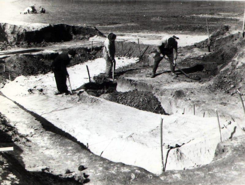 Illustration for article titled Brutálisan sok csontvázat találtak Mohácson
