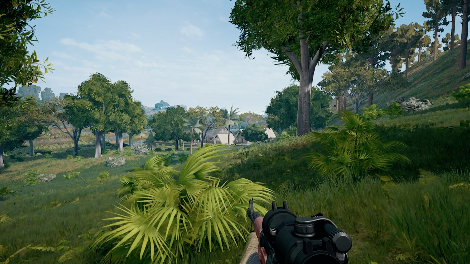 Playerunknown S Battlegrounds Maps Loot Maps Pictures: PUBG's New Map Is The Most Fun I've Had Since Launch