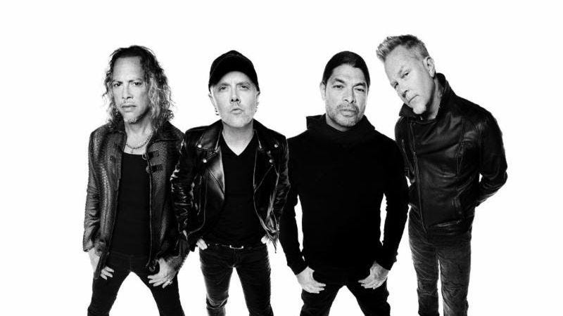 Metallica (Photo: Herring & Herring)