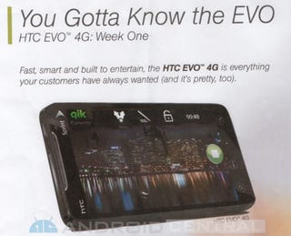 Illustration for article titled Rumor: HTC EVO 4G To Cost $200 On Contract, On Sale June 6th