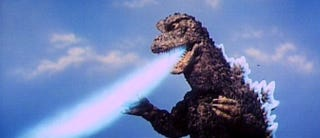 Illustration for article titled Indie monster-movie director Gareth Edwards picked to bring back Godzilla