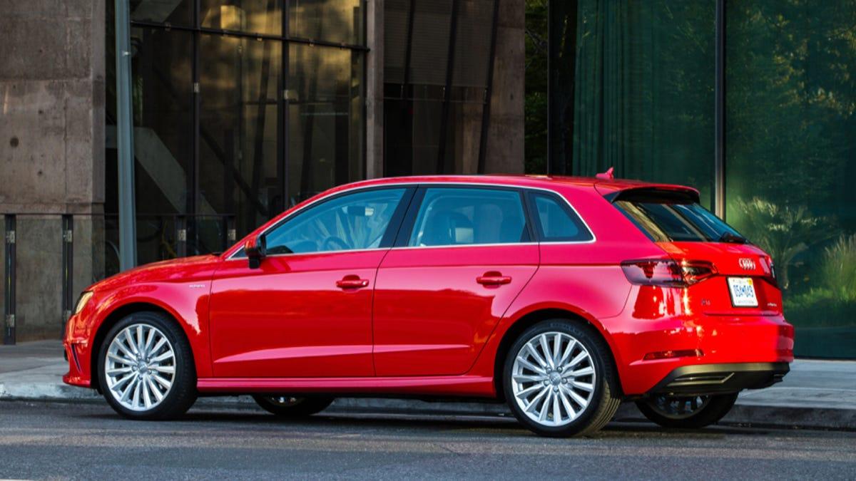 The Audi A Sportback ETron Is A Fun Hybrid Oddball But Whos - Audi a 3 etron