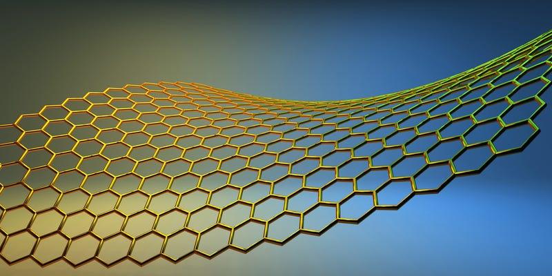 Carbino: el nuevo super-material más resistente que el grafeno