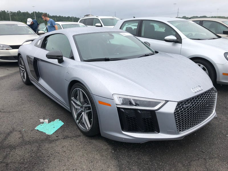 R8 for your time