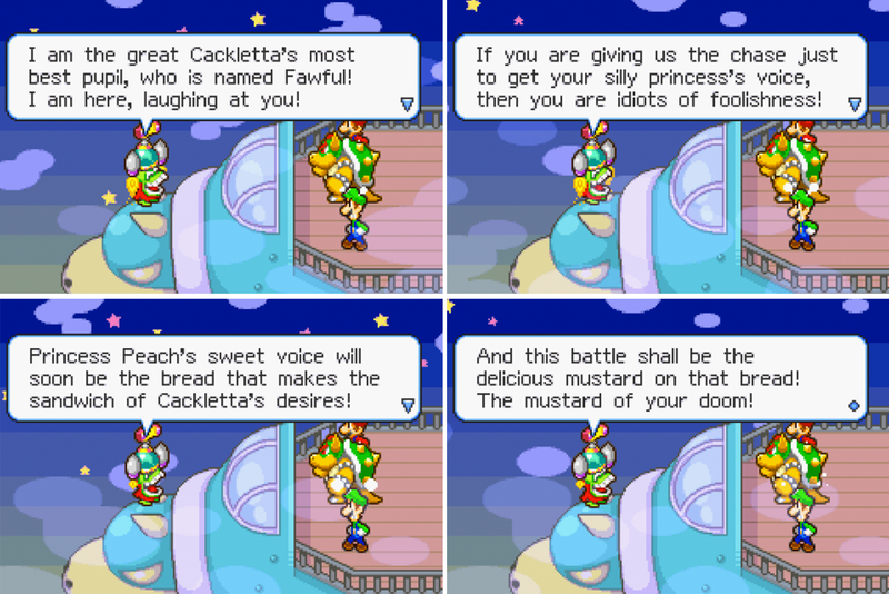 The Little Things That Make Mario Luigi Superstar Saga So