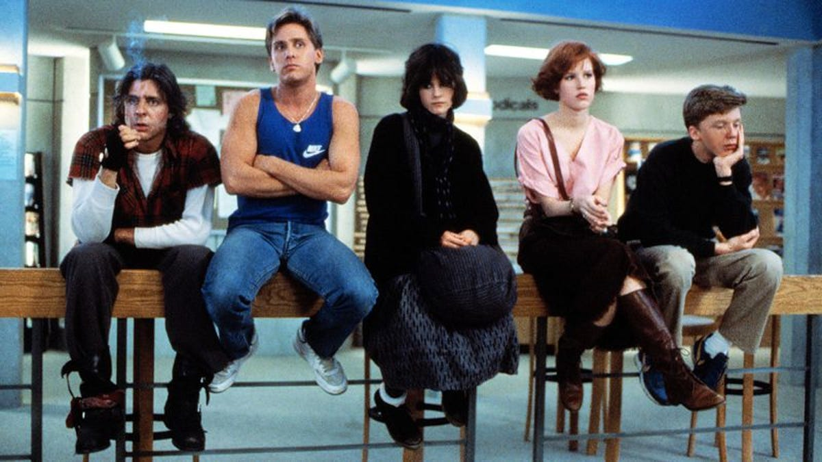 the breakfast club psychology assignment
