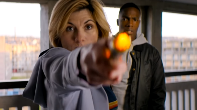The Universe Needs Fixing in the Explosive New Doctor Who Trailer