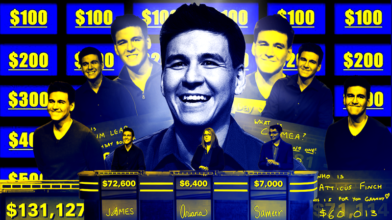 What It's Like To Get Crushed By Jeopardy! God James Holzhauer