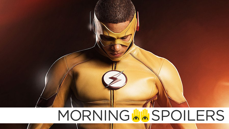 Illustration for article titled Another Mysterious New Speedster Is Coming to The Flash