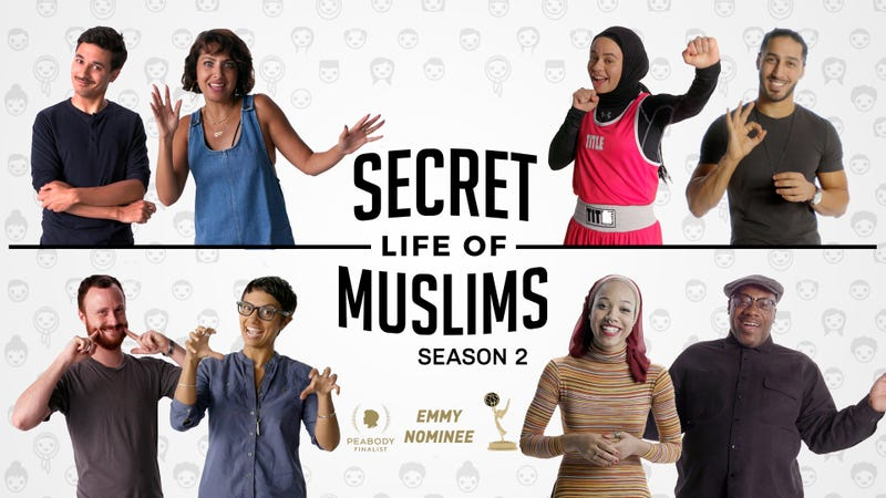 "Illustration for article titled Emmy and Peabody-Nominated Docu-Series ""The Secret Life of Muslims"" Returns for Season Two"