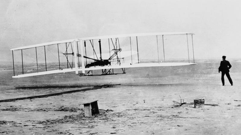 The Wright Flyer Cost Less To Build Than A 2015 Camaro