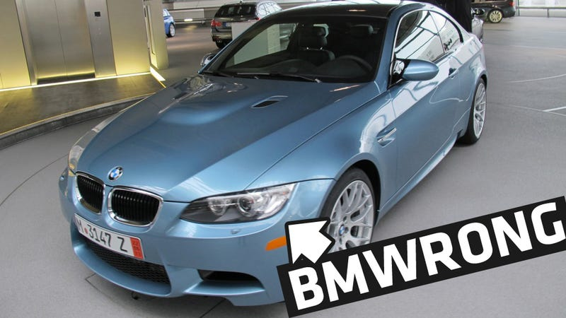 Forum Trashes BMW Owner Who Had M3 Delivered In Wrong Shade