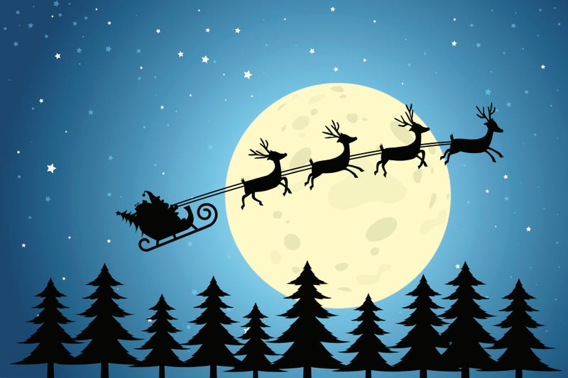 Illustration for article titled Santa's Reindeer, Ranked