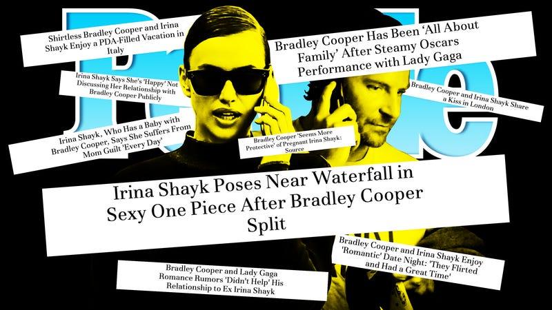 A Bradley Cooper and Irina Shayk Relationship Timeline