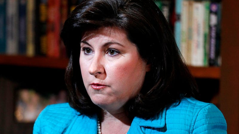 Illustration for article titled Karen Handel Thinks Planned Parenthood 'Literally' Stole the Color Pink from Komen