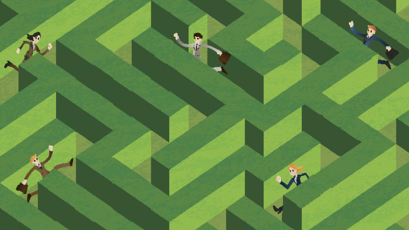 Illustration for article titled How to Deal with Frustrating Workplace Bureaucracy
