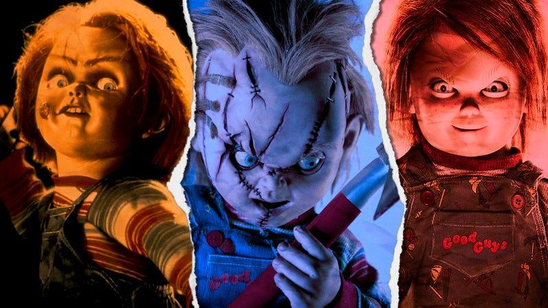 Chucky Have Sex