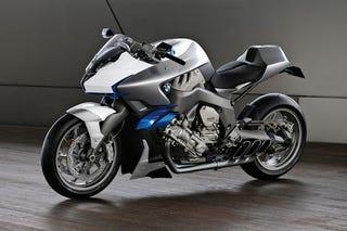 Illustration for article titled BMW Concept 6