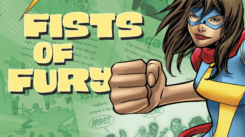 Illustration for article titled Ms. Marvel Is Going To Be Educating Your Kids About Bullying and Discrimination