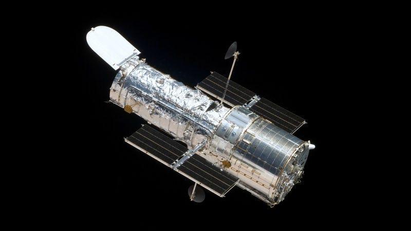 Illustration for article titled El giroscopio del Hubble vuelve a funcionar 7 años después tras apagarlo y volverlo a encender