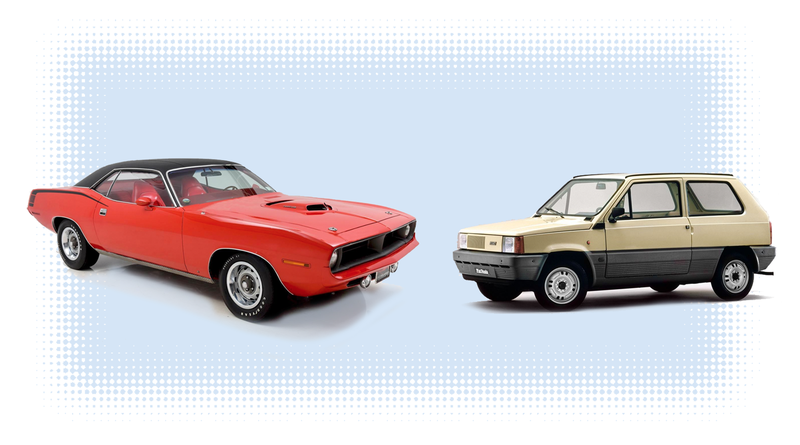 Illustration for article titled Guess What These Two Cars Have In Common