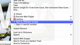 Illustration for article titled NiftySplit Creates a Dedicated, Single Tab Chrome Window
