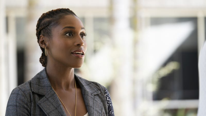 Issa Rae in Season 3 of Insecure