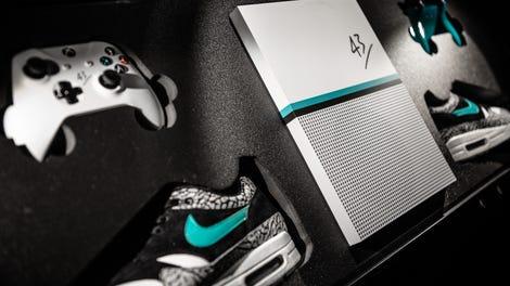 673725e1bf76f7 When Air Jordan Met Xbox